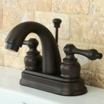 bathroom bronze faucets