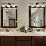 bathroom lighting oil rubbed bronze
