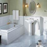 bathroom marble tile ideas