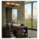 bathroom vanity lights bronze