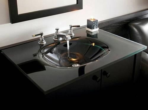Utility Properties Of A Gl Sink Black Bathroom