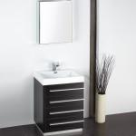 black vanity for bathroom