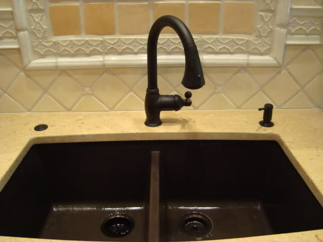 Dark brown composite sink sink ideas blanco granite composite sinks stylish sink as natural and workwithnaturefo