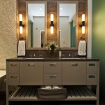 bronze bathroom sconces