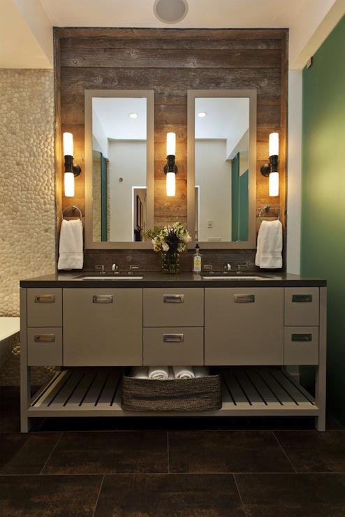 Bronze Bathroom Lights Elegancy