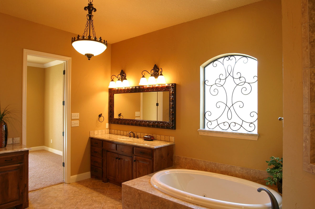 Bronze Bathroom Lights – Elegancy and Durability in One ...