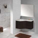 corner bathroom sink vanity
