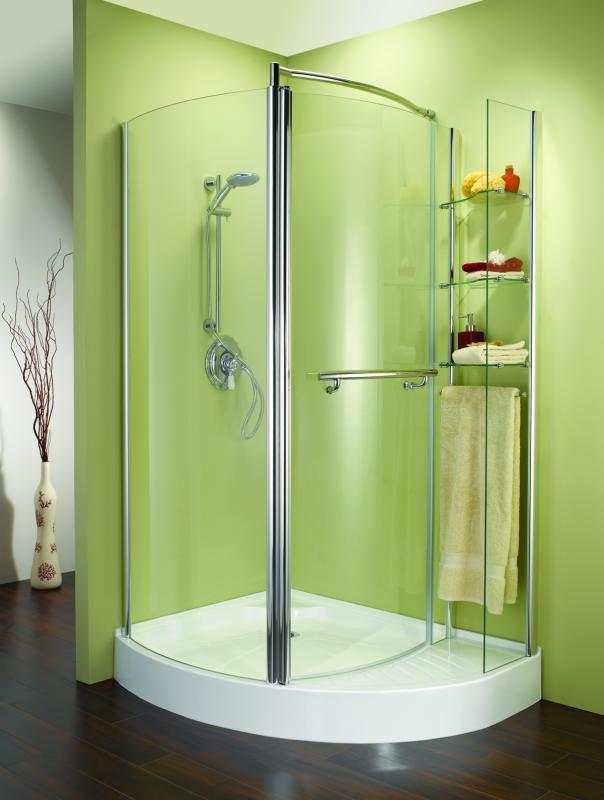 Corner Shower Stalls As E Saving Solution For Small Bathrooms