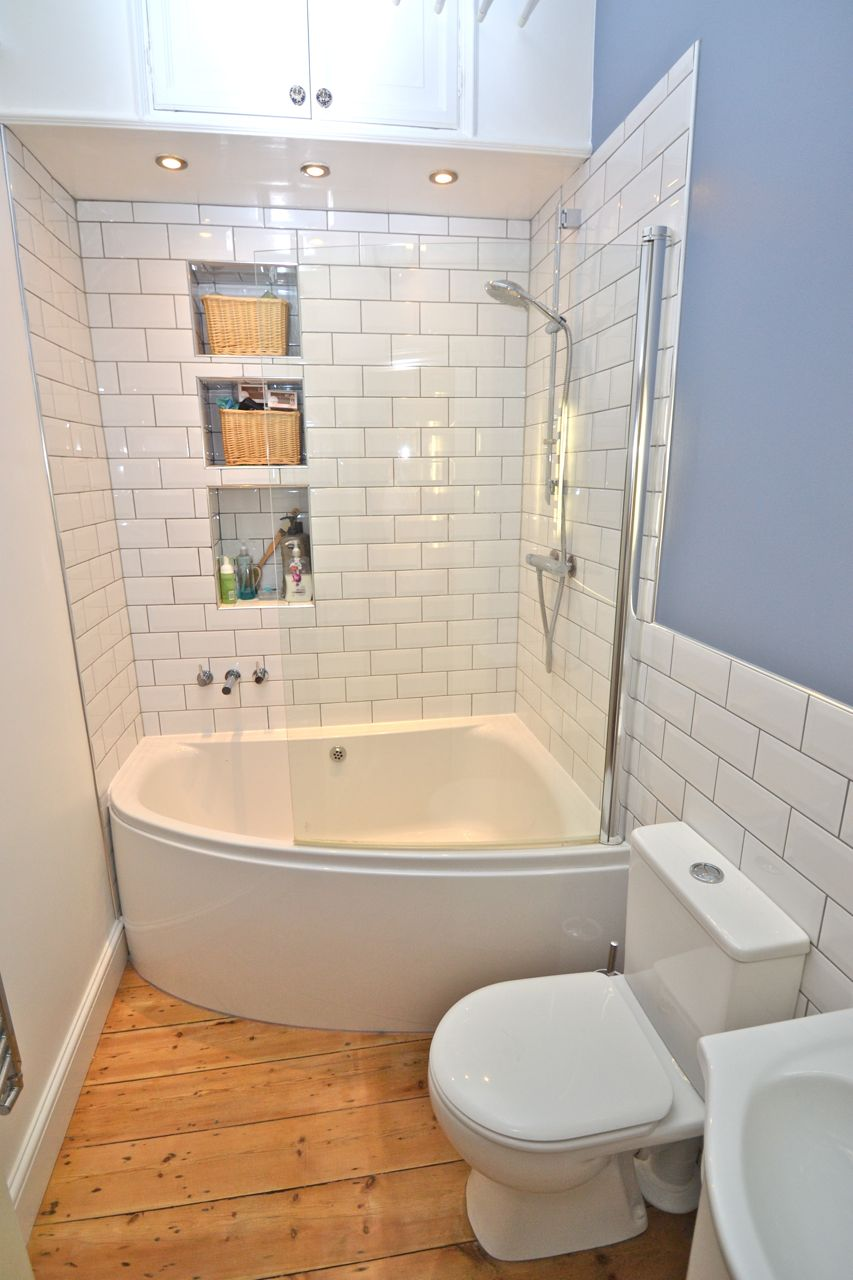corner shower tub small bathroom - Small Corner Tubs Compact Yet ...