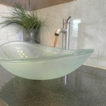 glass bathroom sinks bowls