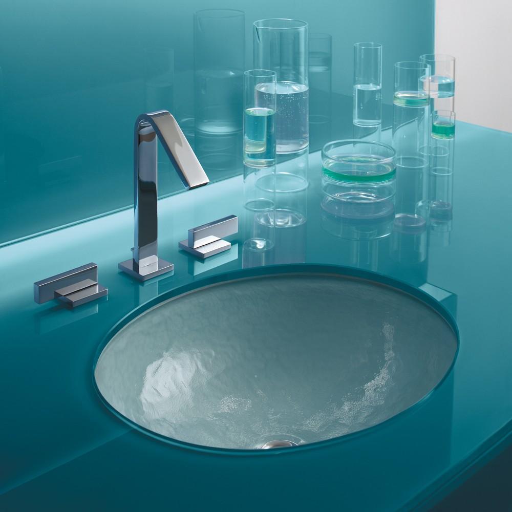 Utility Properties Of A Glass Sink U2014 Glass Undermount Bathroom Sink