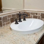granite composite bathroom sinks