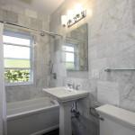grey marble tiles bathroom