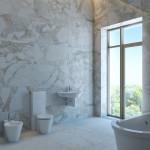 marble tile for bathroom