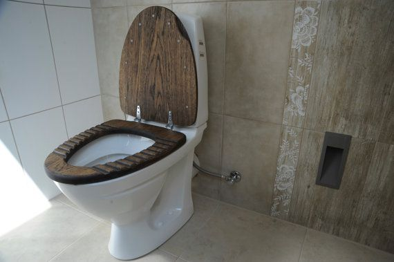Molded Wood Toilet Seat A Wood Toilet Seat The Choice For Nature Inspired Bathrooms