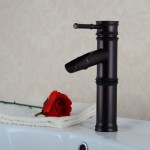 oil brushed bronze bathroom faucets
