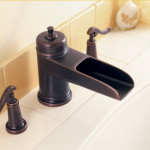 oil rub bronze bathroom faucets