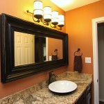 oil rubbed bronze bathroom lighting
