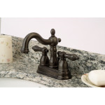 oil rubbed bronze faucets bathroom