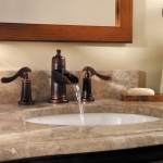 oiled rubbed bronze bathroom faucets