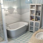porcelain bathroom tile designs