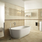 porcelain tile for bathroom walls