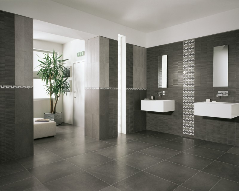 porcelain tiles bathroom - Porcelain tiles for bathroom: Exquisite ...