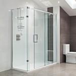 shower doors glass sliding