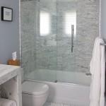shower stall sliding glass doors