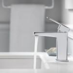single handle bath faucet