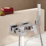 single handle tub faucet