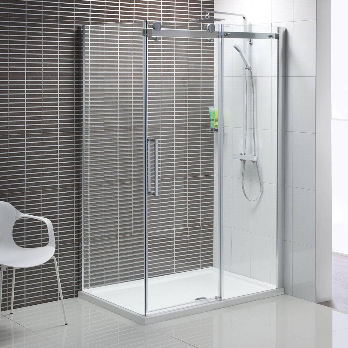 Sliding Glass Doors In Bathroom Interiors Decorideasbathroom