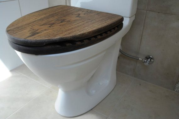 A Wood Toilet Seat The Choice For Nature Inspired