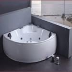 small corner tub dimensions