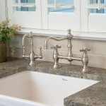 white granite sinks