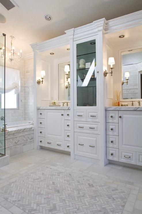 White marble bathroom floor tile ultimate home design ideas marble tile bathroom for White marble tile bathroom ideas