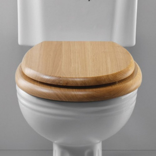 A Wood Toilet Seat The Choice For Nature Inspired Bathrooms DecorIdeasBath