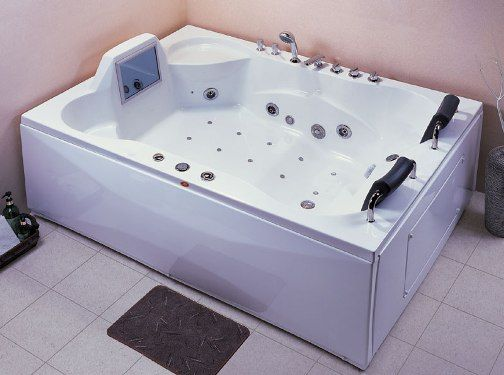 Two Person Bathtubs For A Romantic Couple U2014 2 Person Jetted Bathtub