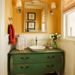 antique bathroom vanity ideas