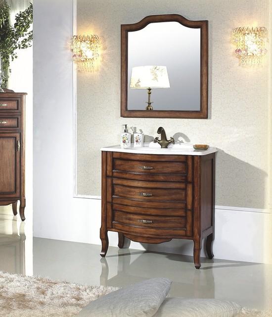 Beautiful Antique Style Bathroom Vanity Ideas - Home Decorating . - Beautiful Vintage Looking Bathroom Vanity Photos - 3D House