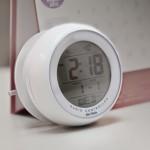 bathroom alarm clock