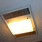 bathroom ceiling heater lights