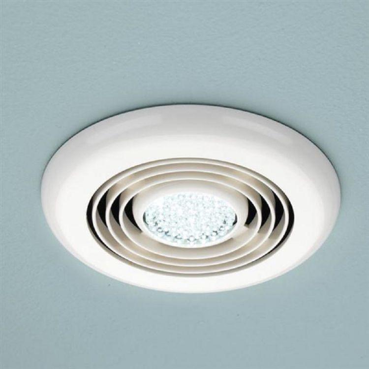 exhaust fan with light bathroom  gyro light  nutone