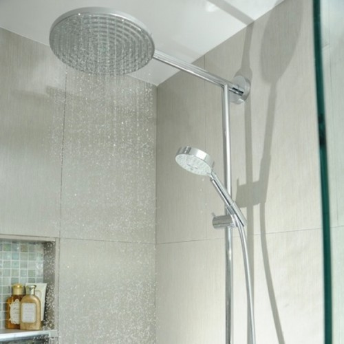 Best Rainfall Shower Head How To Add Rainfall Effect To