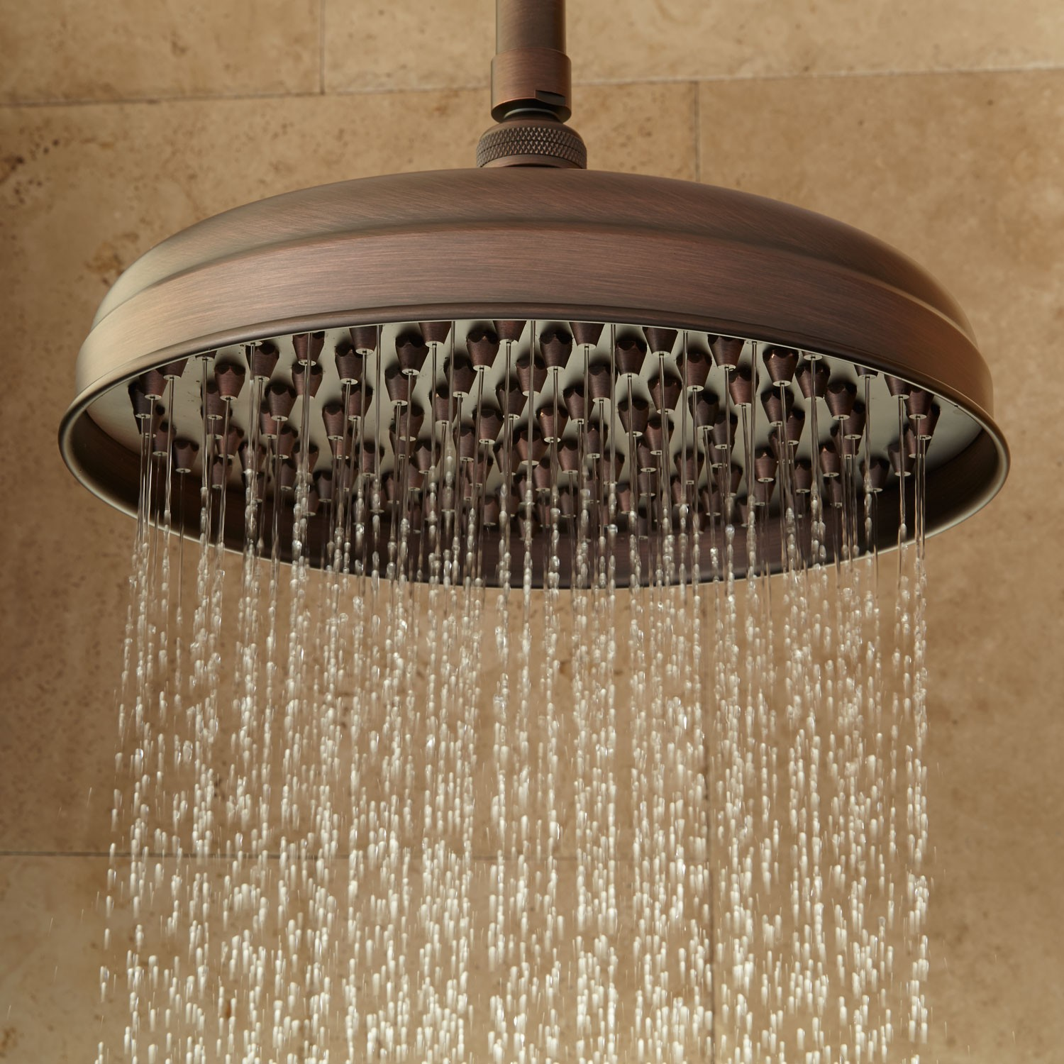 bronze rain shower head - How to Add Rainfall Effect to Your ...