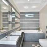 contemporary bathroom ceiling lights