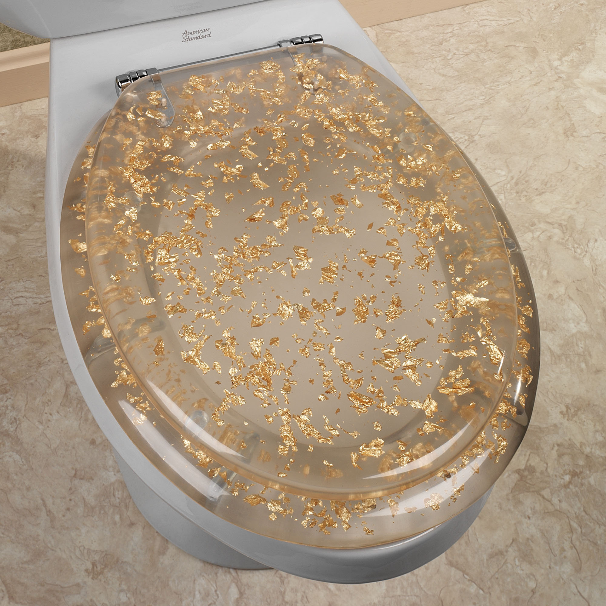 gold toilet seat cover. Elongated Toilet Seat Covers Designed For Your Comfort  elongated toilet seat decorative