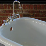 faucet for clawfoot tub