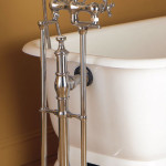freestanding clawfoot tub faucet