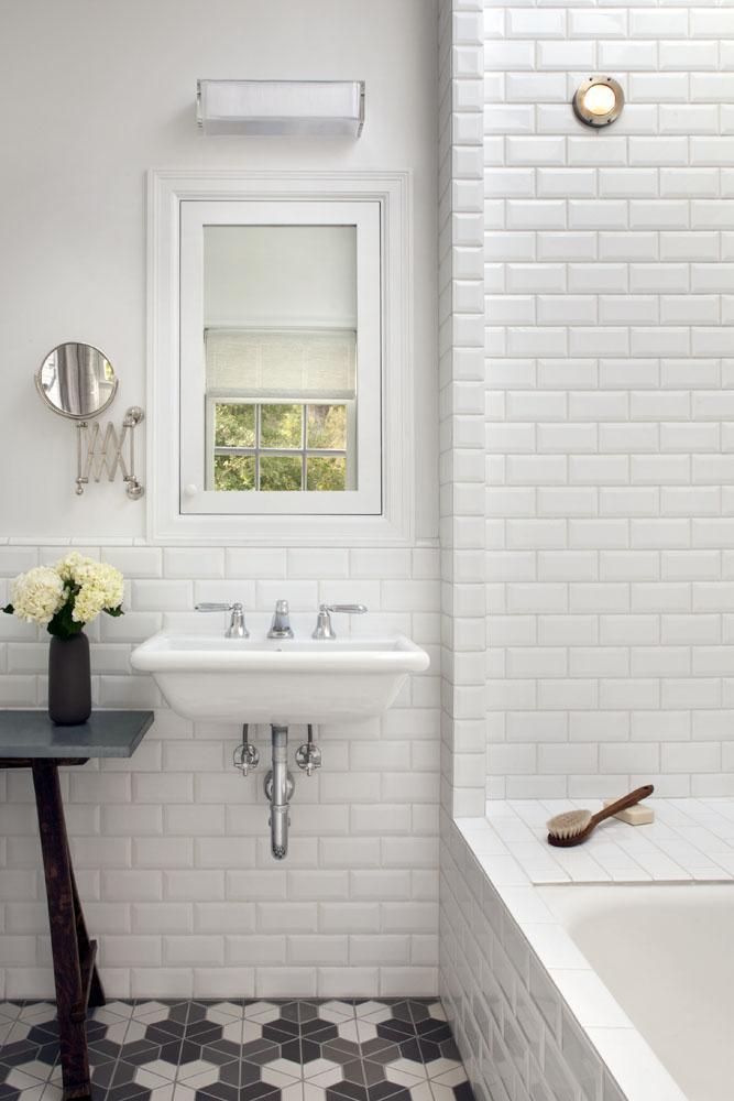 Grey And White Bathroom Tile Ideas